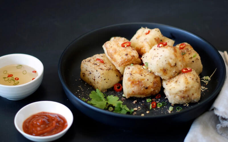 Pearl River Vegetables & Tofu